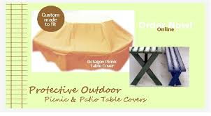 Oval Table Covers Outdoor Furniture by Just Cover It Up Patio Furniture Covers