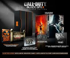 Call Duty Halloween Costumes Black Ops Official Call Duty Black Ops 2 Hardened Prestige Edition