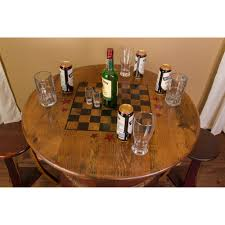 Whiskey Barrel Pub Table Whiskey Barrel Table And Chairs Home Table Decoration