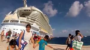 royal caribbean vacation oasis of the seas thanksgiving 2015