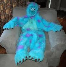 Toddler Sully Halloween Costume Monsters Sulley Boo Costume Halloween Costume Contest
