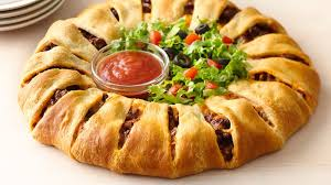 taco crescent ring recipe pillsbury
