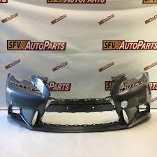 lexus is250 f sport bumper lexus is250 front bumper f sport 2014 2015 gray 52119 53a5