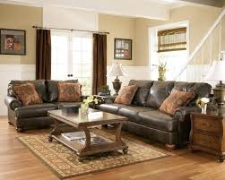 Leather Living Room Ideas  Problemsolved - Family room leather furniture