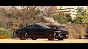 mustang 22 inch rims custom ford mustang gt on 22 lexani wheels