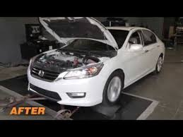 2014 honda accord filter 2013 and 2014 honda accord 3 5l k n air intake installation