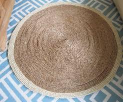 rug marvelous rug runners natural fiber rugs as round sisal rug