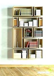 stairway wall mounted bookcase mounted bookshelf stunning design wall mounted book shelves mount