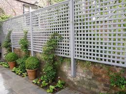 garden trellis ideas for vines house exterior and interior