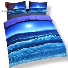 beddingoutlet moon and duvet cover set bed spread cool 3d