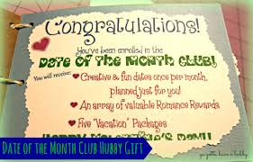 gift of the month clubs date of the month club hubby gift ya gotta a hobby
