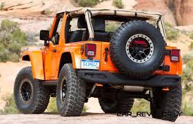mopar jeep renegade mopar rolling deep into sema with a dozen custom chryslers dodges