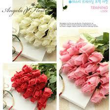 Free Shipping Flowers Aliexpress Com Buy Free Shipping 11pcs Lot Fresh Rose