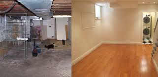 neoteric ideas basement before and after brian danicas pictures