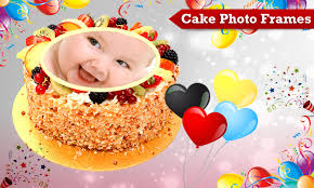 cake photo frames android apps on google play