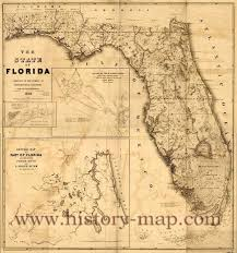 Florida Political Map by The State Of Florida