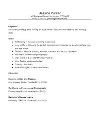 Jobs For Makeup Artists Freelance Makeup Artist Resume Resume Ideas