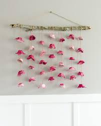 boho flower wall hanging made from egg cartons nifymag com