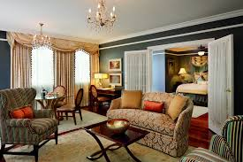 what to do with extra living room space hotel suites in new orleans the ritz carlton new orleans