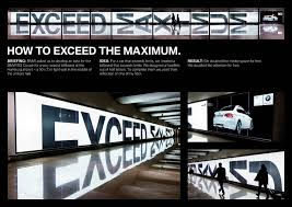 bmw ads ucreative com 44 clever outdoor advertising samples ucreative com