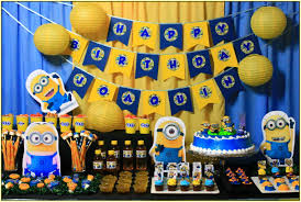 minions party ideas minion birthday party ideas home design ideas