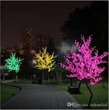 outdoor led cherry blossom trees canada best selling outdoor led