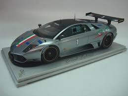 Lamborghini Murcielago Gtr - lamborghini murcièlago r sv 1 18 mr collection models