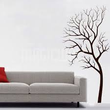 wall decals half winter tree magic wall stickers canada