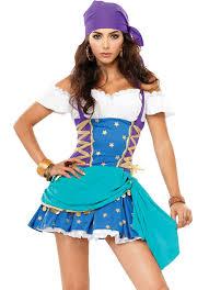 Halloween Costume Gypsy Princess Costume Leg Avenue Fairy Tale