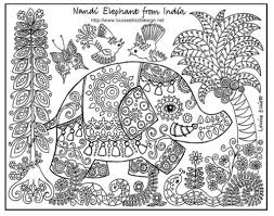 stylish in addition to lovely free detailed coloring pages to