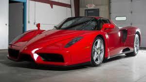 ferrari minivan damaged 2003 ferrari enzo being auctioned online currently at