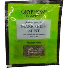 Teh Mint jual jual murah teh mint gryphon marakesh mint tea di lapak sitara