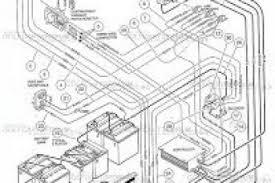 1970 club car battery wiring diagram club car battery