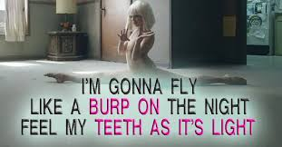 Chandelier Lyrics By Sia 10 Song Lyrics You Probably Misheard The First Time 9 J 14