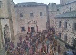 updated king u0027s landing comes to cáceres as season 7 filming