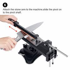 amazon com ruixin pro knife sharpener kitchen chef knife