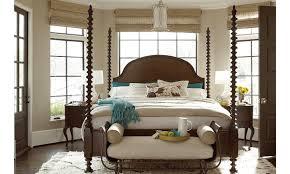 Universal Bedroom Furniture Universal Furniture Cordevalle Queen Poster Bed The Dump