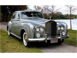 roll royce grey classic rolls royce silver cloud for sale