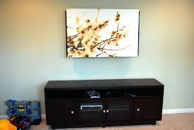 Cover For Wall Mounted Tv Tv Wall Cover U2013 Flide Co