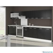 cuisine equipee meubles cuisine équipée dif coloris et dimentions prix choc a