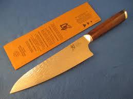 shun fuji chef u0027s knife 81 2