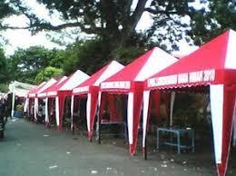 Tenda Lipat Ukuran 3x3 jual tenda cafe ukuran 3x3 mtr tenda jualan tenda piramid