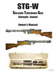 St Gw Manual Cartridge Firearms Magazine Firearms