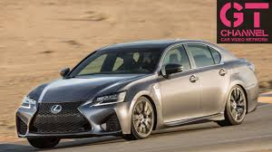 lexus canada sponsorship 2016 lexus gs f review our favorite f yet youtube