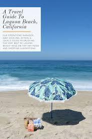 California Travel Umbrella images A laguna beach travel guide glitter guide jpg