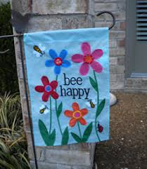 garden flags personalized garden flags bless our home for the