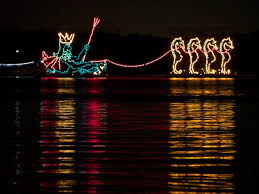electric light parade disney world disney world electrical water pageant touringplans