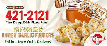 papa cuisine papa marios halifax ns 902 421 2121 pizza restaurant in