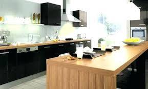 meuble de cuisine noir cuisine noir brillant meuble cuisine noir laque cuisine laque noir