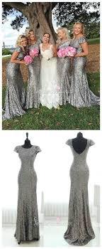 silver sequin bridesmaid dresses best 25 sequin bridesmaid dresses ideas on chagne